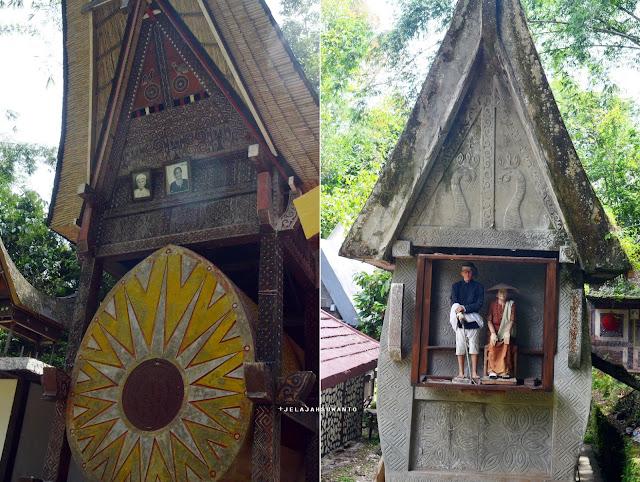Patene atau makam modern dan Tau-tau di Kete Kesu || JelajahSuwanto