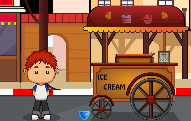 Ice Cream Bar Escape Walkthrough