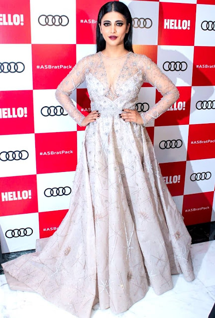Shruti Hassan at Luxury & Fashion As Hello! & Audi