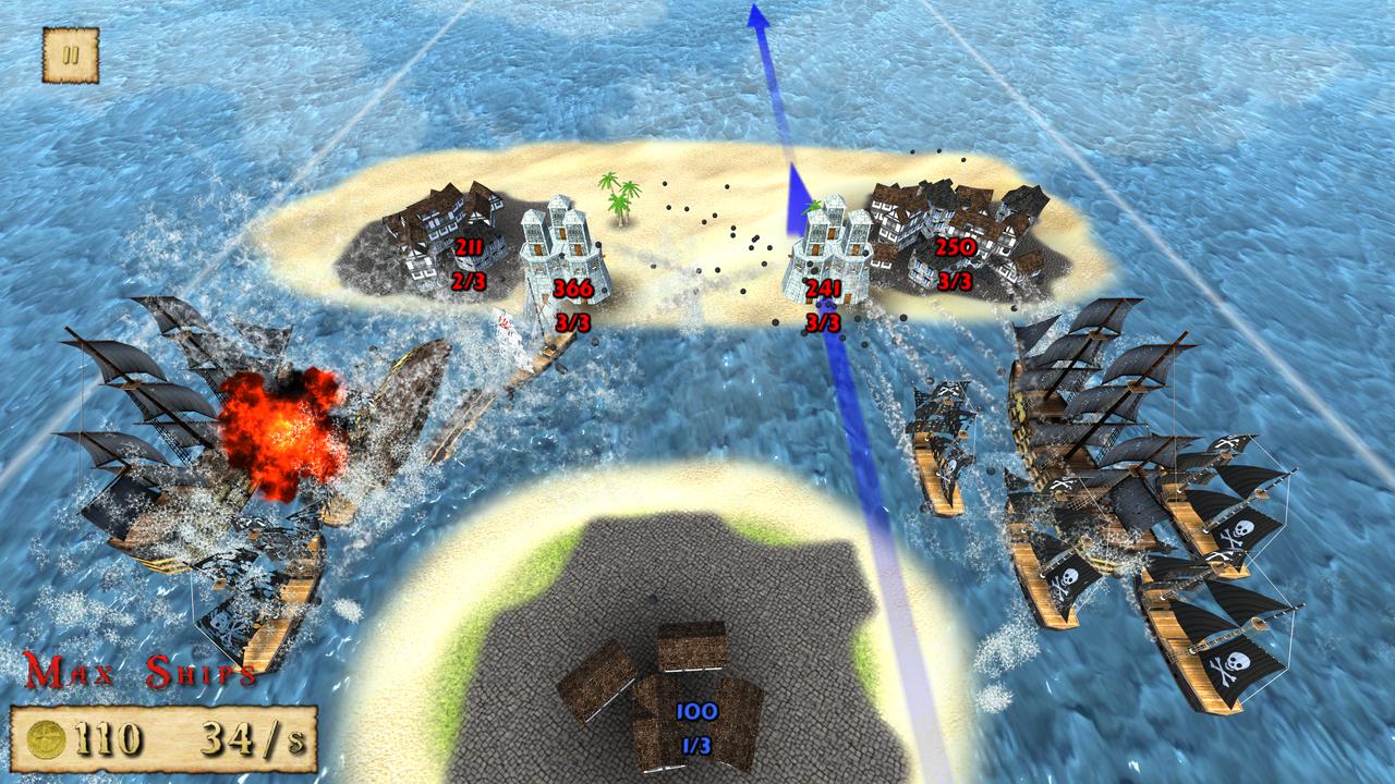 Download Pirates! Showdown Apk v1.1.39 - Free MOD Apps