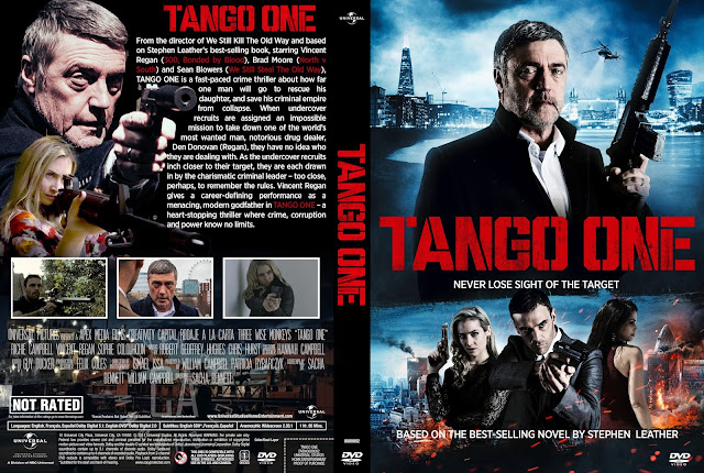 Tango One DVD Cover