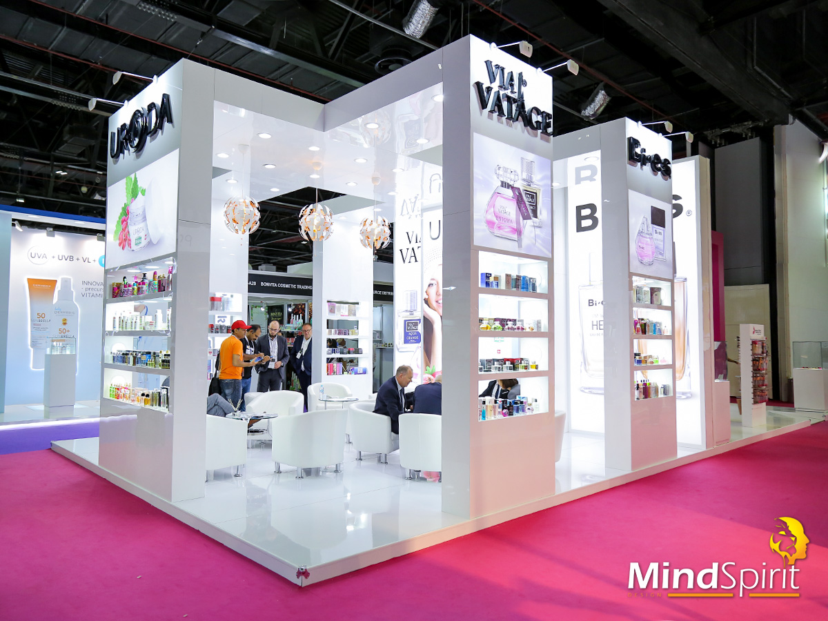 INSPIRING CHANGE : Day 1 at Beautyworld Middle East