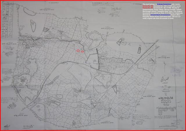 Rayagiri village map copy now!