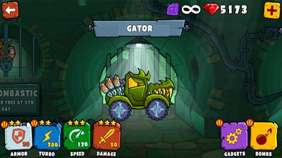 Car Eats Car 3 – Evil Cars mod apk