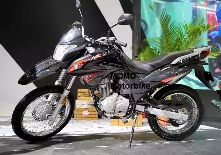 Suzuki Indonesia akan memboyong dual Purpose bike 150cc tak lama lagi ?