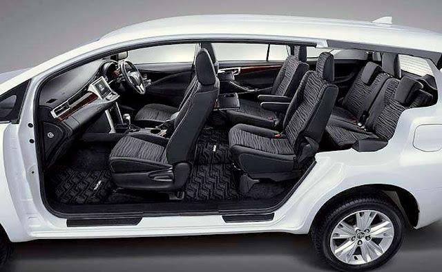 MPV Baru Toyota Innova 2016 - Interior