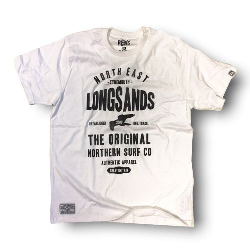 10 Father's Day Gift Ideas with a North East Twist - Longsands T Shirt