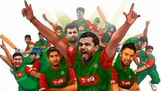 বাংলাদেশ ক্রিকেট টীম