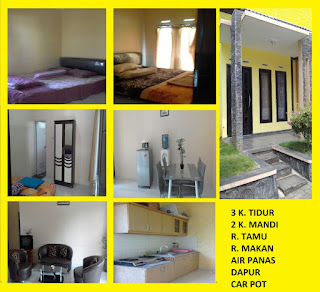 Villa Kuning Batu Dekat Bns
