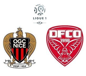 Nice vs Dijon match highlights