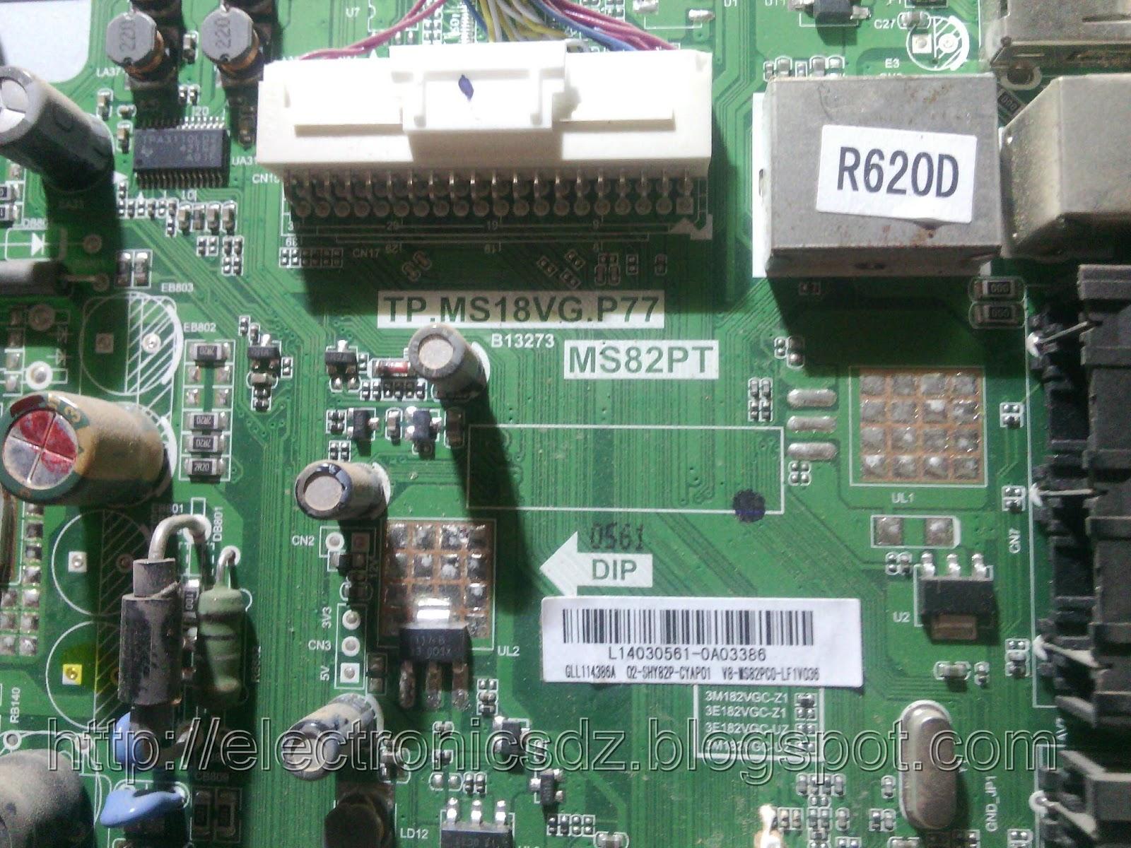 condor / hisense LED24L2300 firmware dump free download