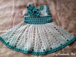 yazlık cocuk elbise modelleri