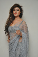Actress Sony Charistha Latest Pos in Silver Saree at Black Money Movie Audio Launch  0042.jpg