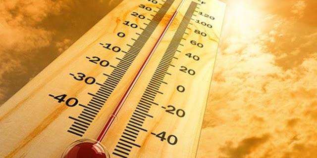 Ανεβαίνει η θερμοκρασία