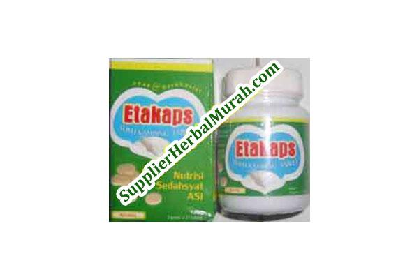 Susu Kambing Tablet ETAKAPS Natural