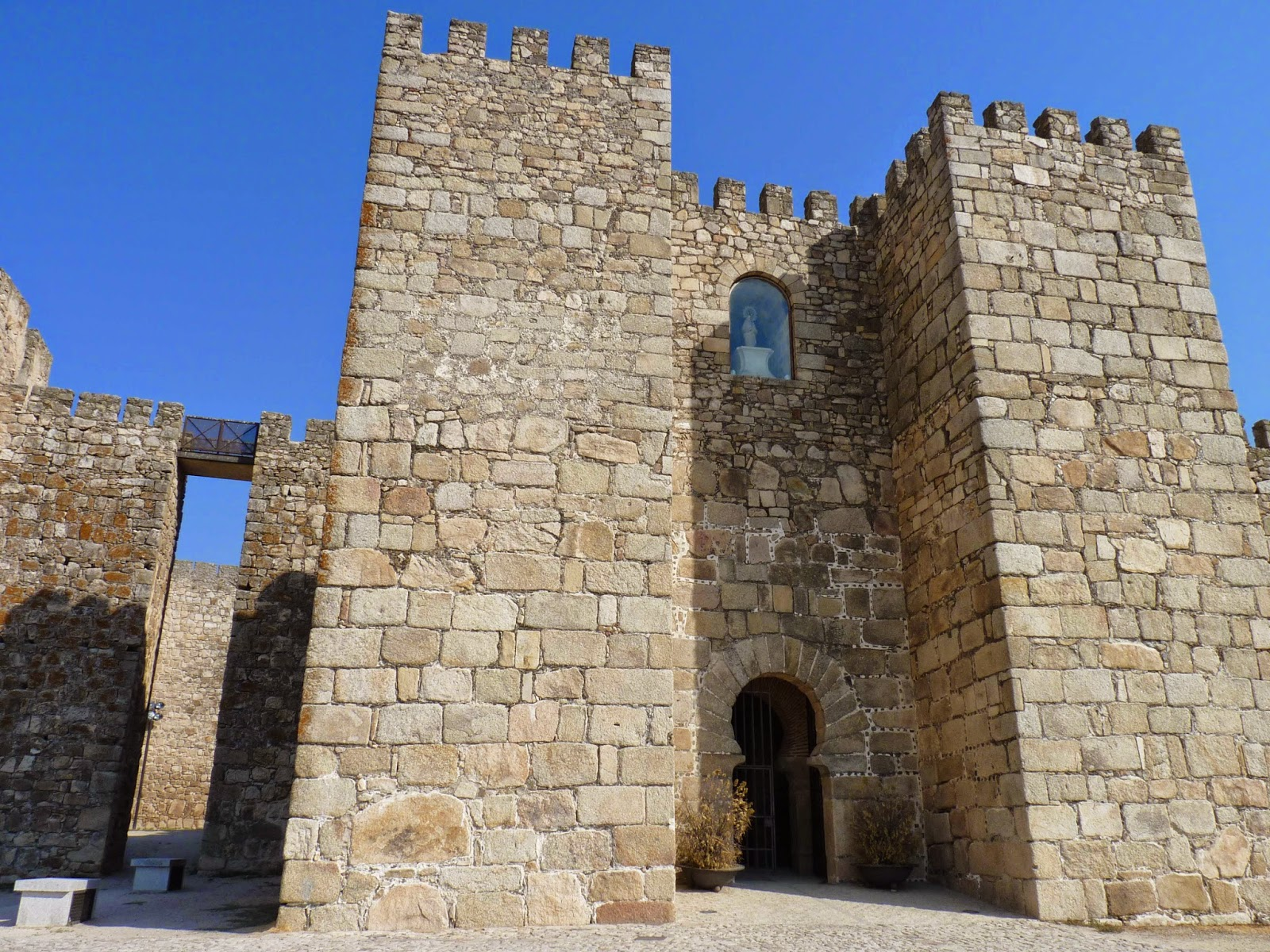 Alcazaba de Trujillo.