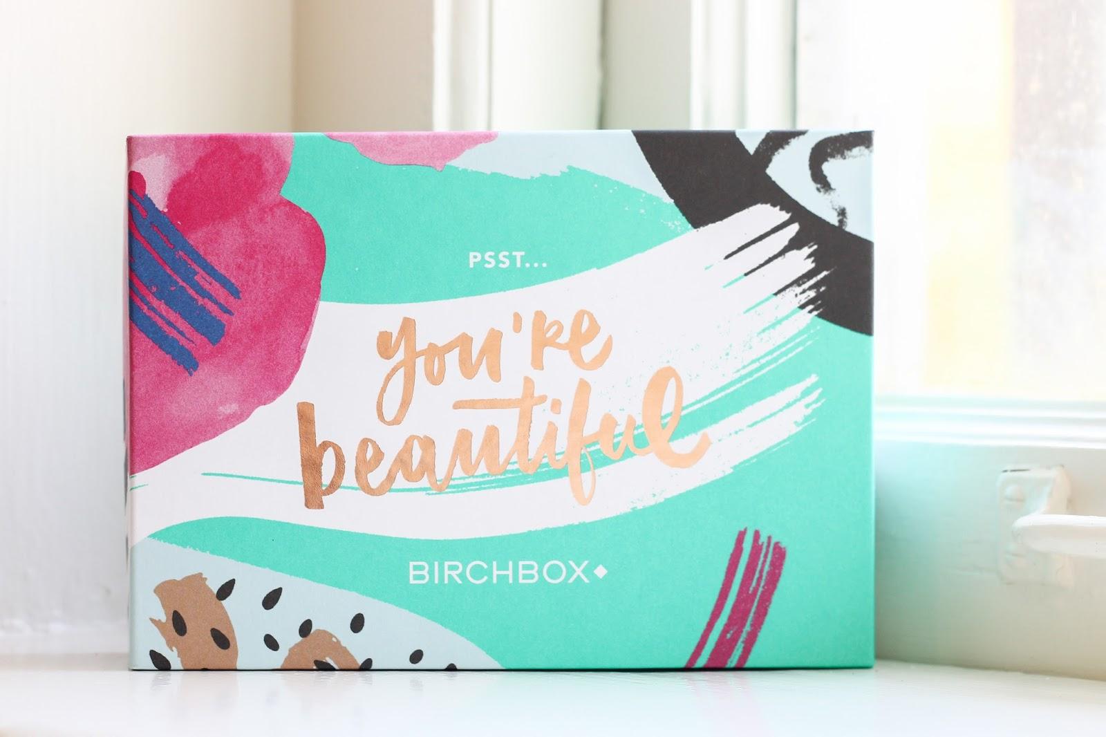 september 2015 birchbox design