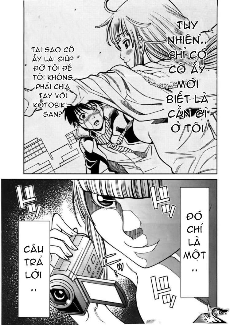 Nozoki Ana chap 47 - Trang 9