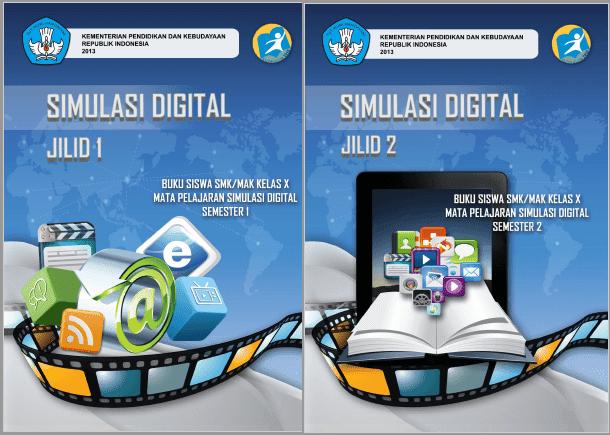 Buku Siswa Simulasi Digital SMK MAK Kurikulum 2013