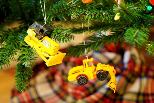 Make Easy DIY Toy Car Ornaments
