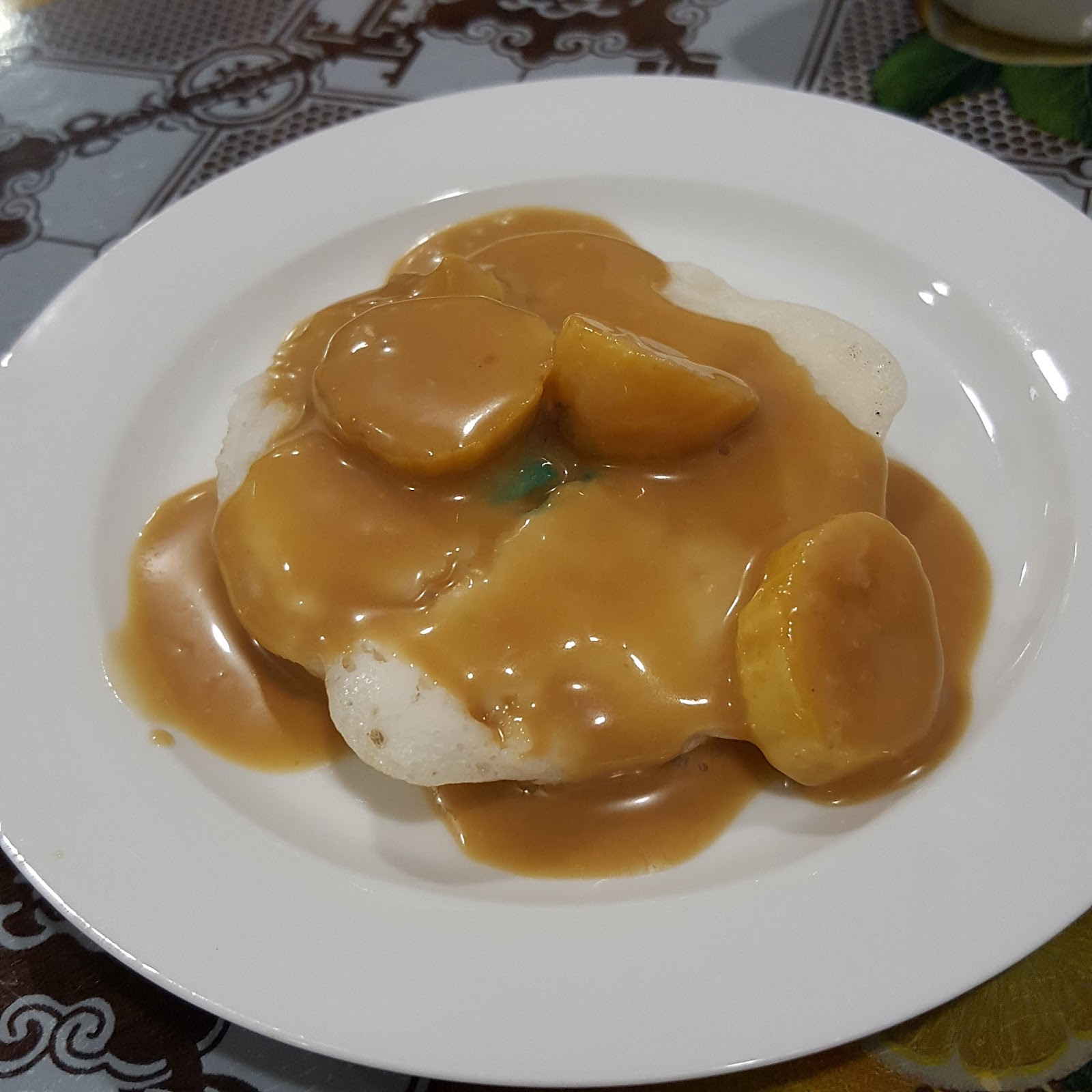 Foodiefc marys kafe hidden gem appam with caramelised banana forumfinder Image collections