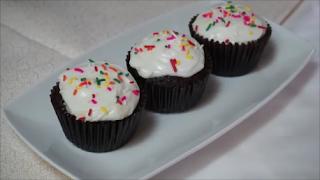 cikolatali cupcake tarifi