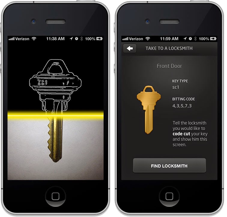 KeyMe App