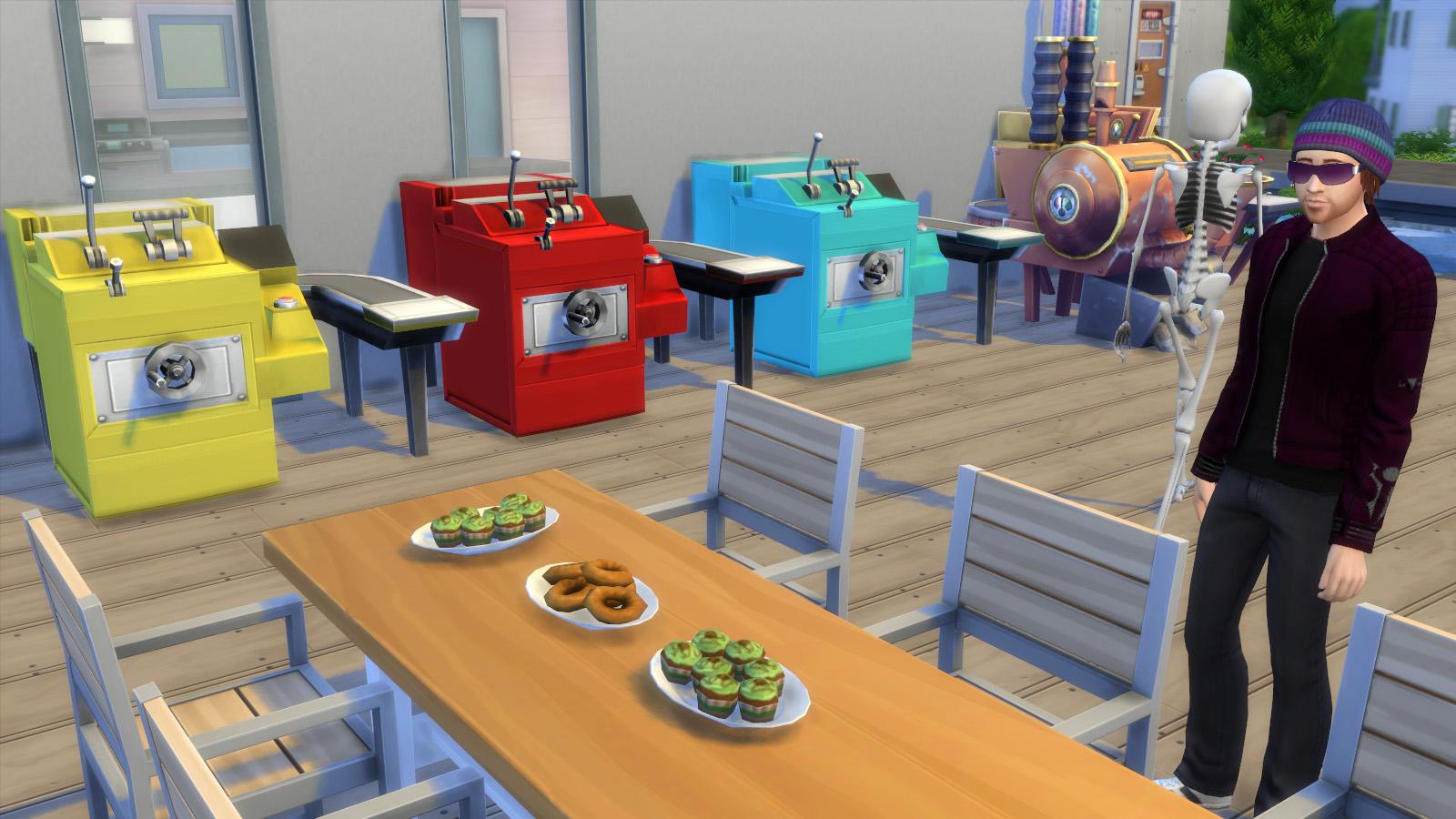 Sims 4 Nackig Machen