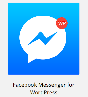Facebook Messenger app for wordpress