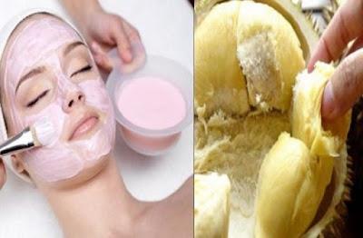 Manfaat Masker Durian dan Cara Membuatnya