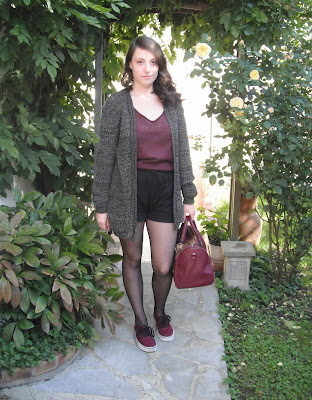 From day to night : Une journée d'automne tenue jour