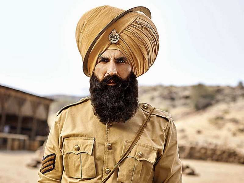 Akshay Kumar shares a new promo of 'Kesari' and it'll surely increase your excitement for the movie