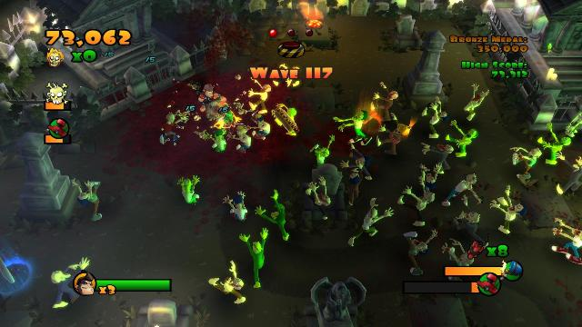 Burn Zombie Burn Free Download PC Games