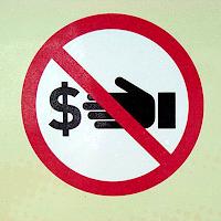Loaning money not a good idea