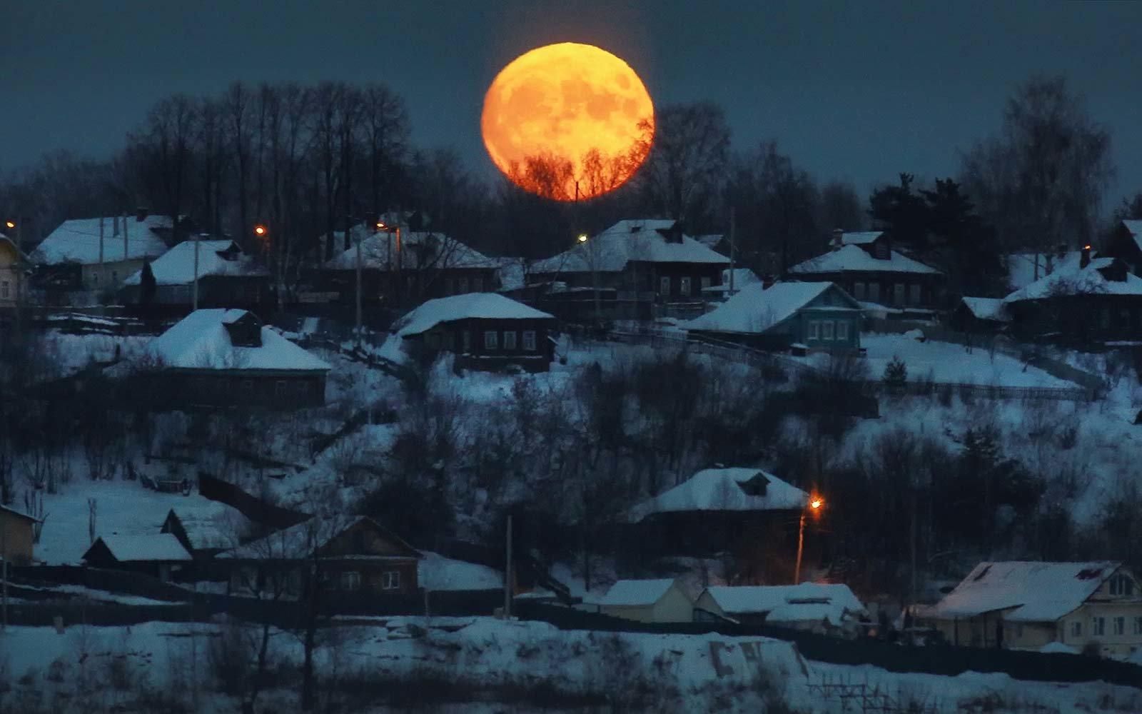 Image result for super blue blood moon