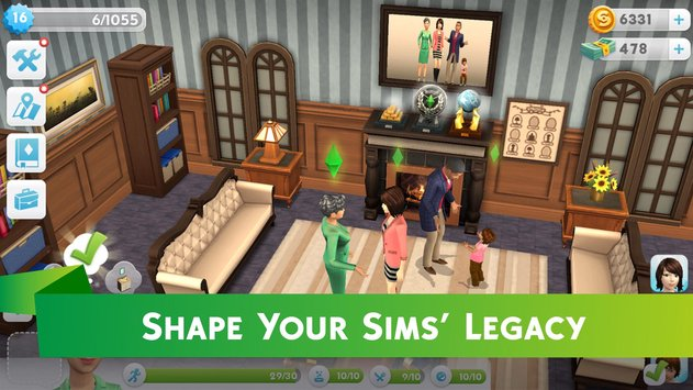 Download Game android Terbaru The Sims New Version 1.0.0.75820 For Android  2
