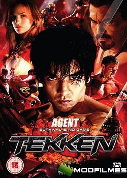 Capa do Filme Tekken