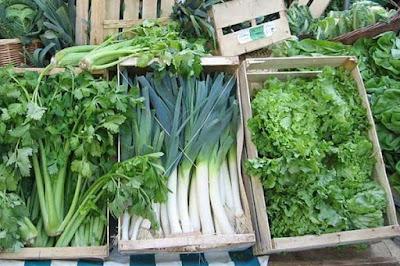 وصفات أغذية لتقوية الذاكرة - الخضروات الورقية
