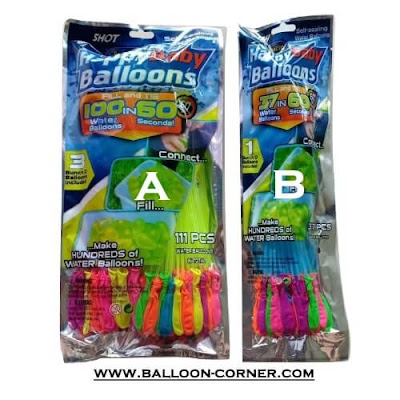Boom Water Balloon / Balon Bom Air (GROSIR MURAH)