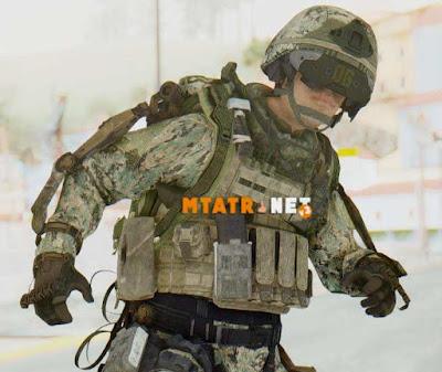 COD AW US Marine Assault Pack