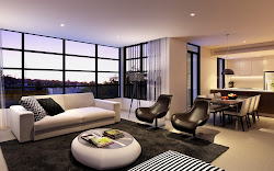 interior modern office wallpapers living furniture contemporary decorating decoration construction apartment