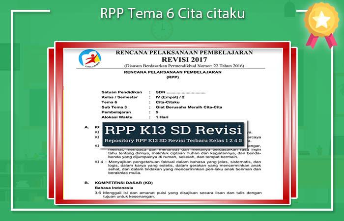 RPP Tema 6 Cita citaku