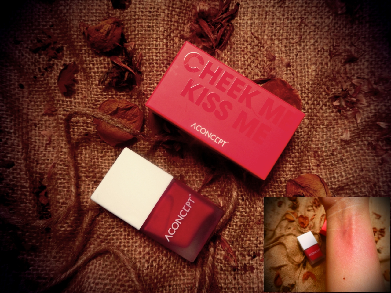 A.Concept Water Cheek Blusher #Miss Me -Althea-korea
