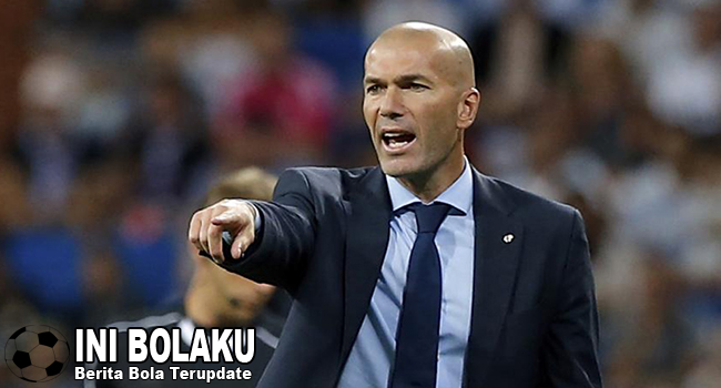 Jika Didepak Madrid, Zidane Bisa Tukangi Juventus
