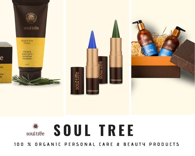 SoulTree -  100 % Organic  Personal Care & Beauty Products Online