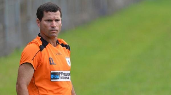 Oswaldo Lessa, Resmi jadi Pelatih Baru Sriwijaya FC