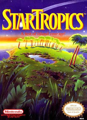 Review - StarTropics - Nintendo