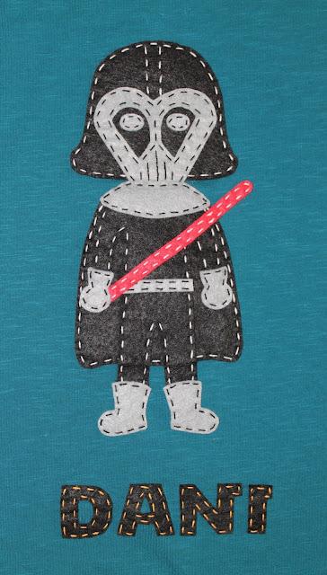 camiseta starwars