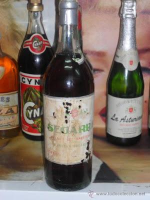 Brandy, Segarra, colección, precinto, 80 céntimos, todocolección, plomo