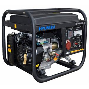 Máy phát điện Hyundai xăng HY9000LE